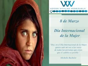 afiche grande dia internacional de la mujer 2013