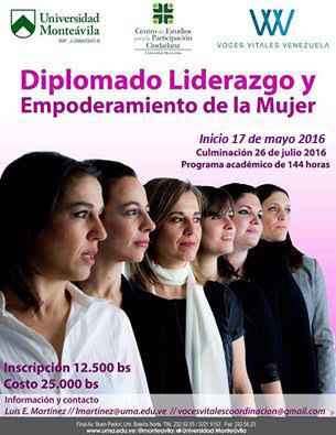 diplomado liderazgo 17 de mayo